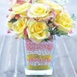 Como Fazer Centro de Mesa com Balas e Flores