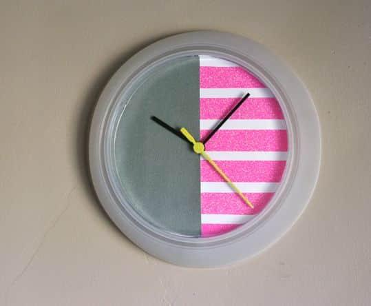 Como Personalizar um Relógio de Parede Passo a Passo