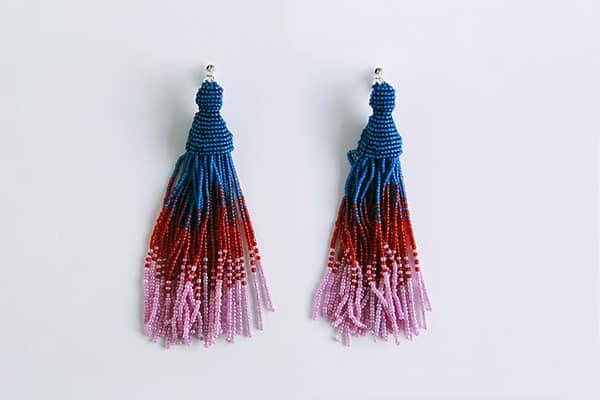 Este maxibrinco de miçangas pode ter a cor ou as cores de sua preferência (Foto: crafts.tutsplus.com)