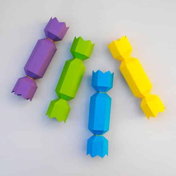 5 Moldes de Caixinhas de Lembrancinha para Imprimir