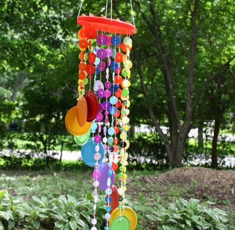 Como Fazer um Enfeite para Jardim com Reciclagem