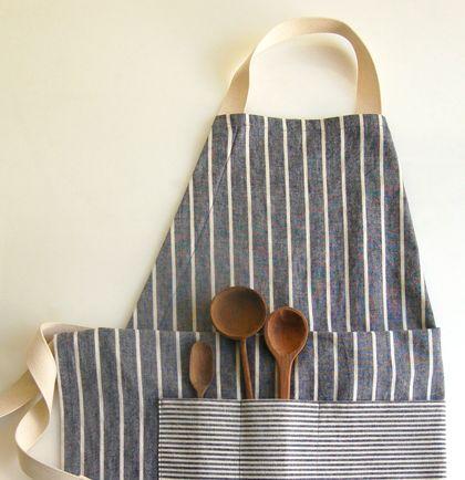 Como Fazer um Avental de Cozinha