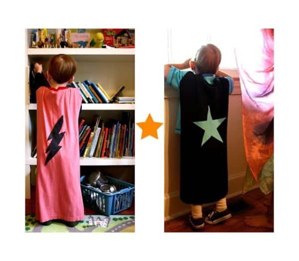 Meninas também adoram fantasia infantil fácil (Foto: thesoutherninstitute.com)