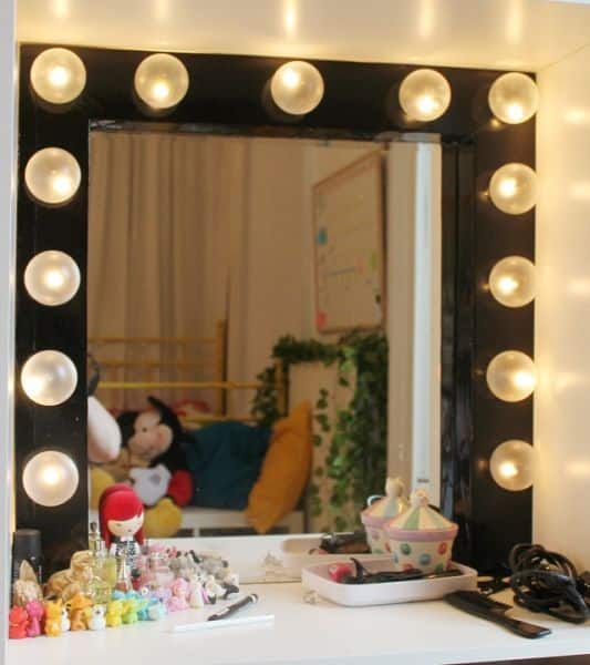 Como Fazer Um Espelho De Camarim Passo A Passo