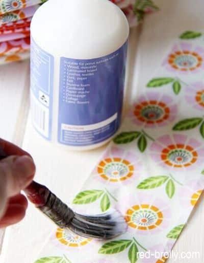 Como Decorar Potes de Vidro com Tecido