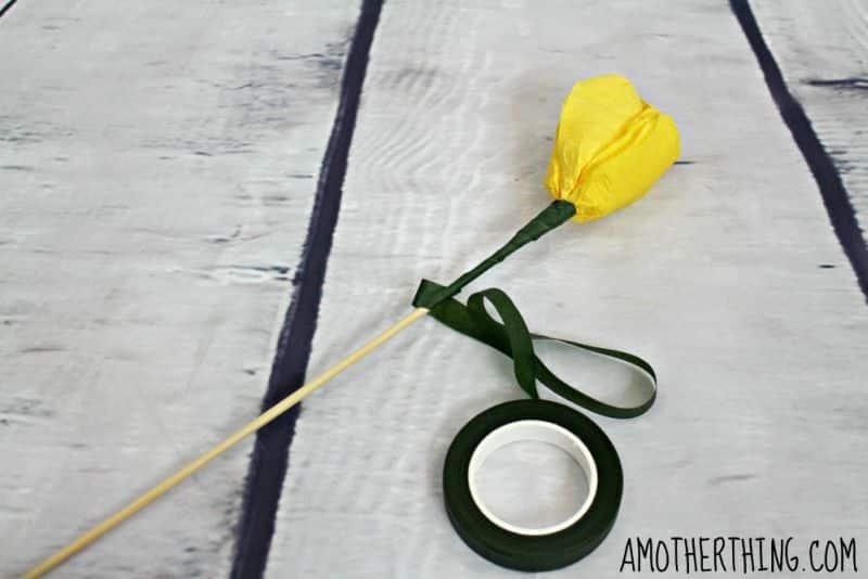Dicas para Fazer Flores de Papel Crepom