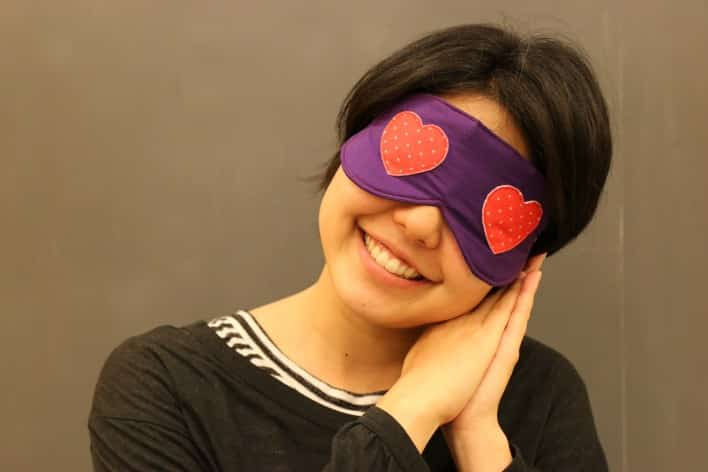 Dicas para Fazer Máscara de Dormir Romântica