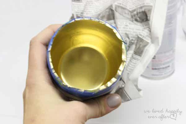 Vasos de Suculentas com Copos