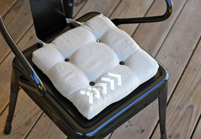 Ideia de Assento de Cadeira