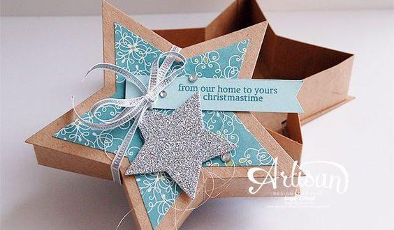 Dicas de Caixas Decorativas para Presentes de Natal