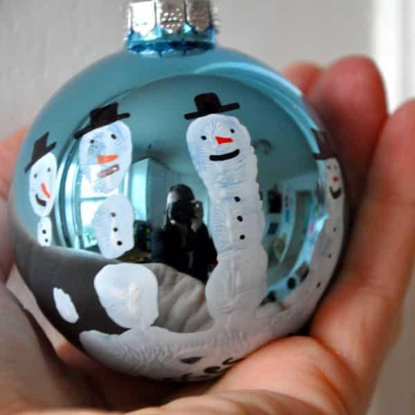 Dicas de Bolas de Natal Decoradas