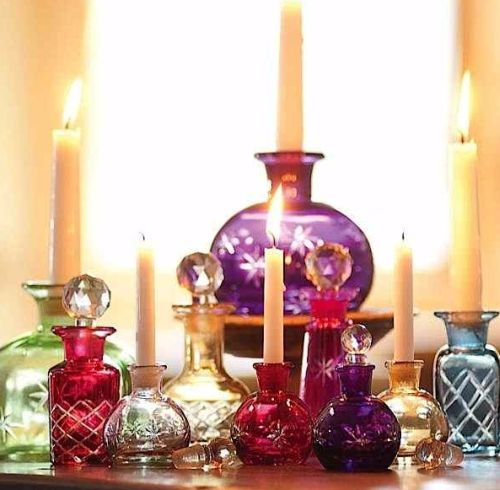 Dicas de Artesanato com Vidros de Perfume