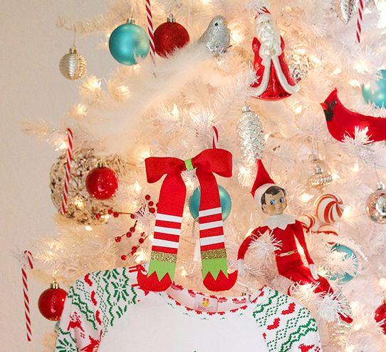 Dica de Enfeite de Natal com Fita
