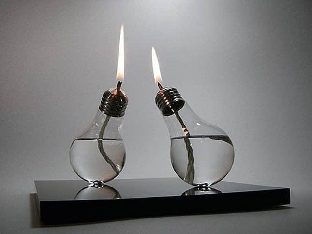 Dicas de Artesanato com Lâmpadas Queimadas