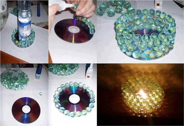 Dicas de Artesanato com CD