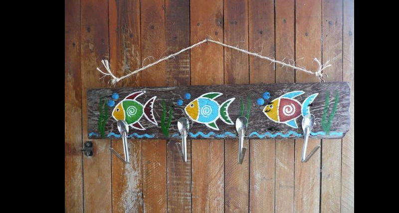Dicas de Artesanato em Madeira Rústica