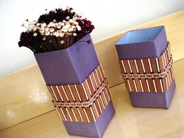 Dicas de Artesanato com Caixa de Sabonete