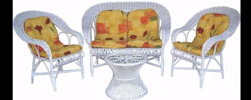 Dicas de Almofada para Cadeira de Vime
