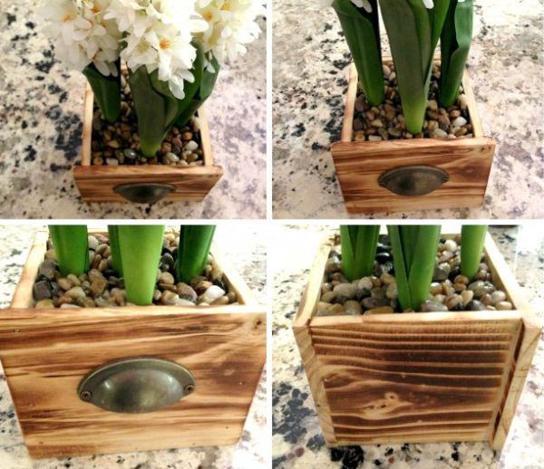 vaso de gavetinha