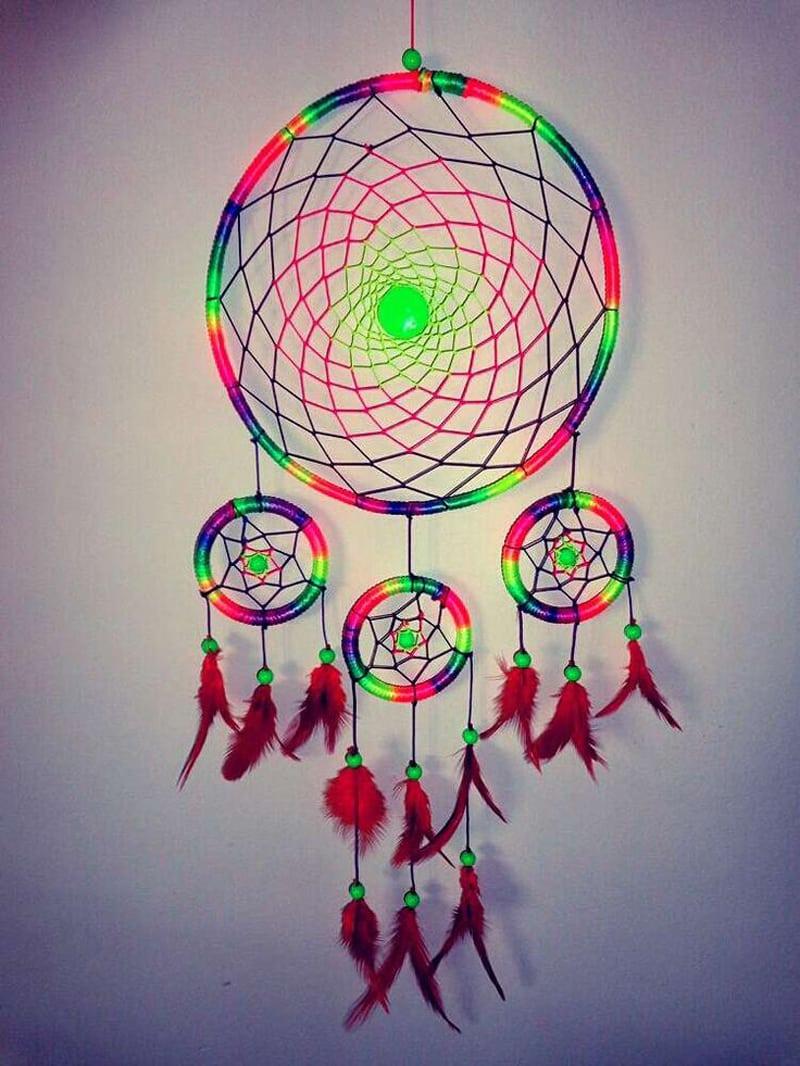 filtro dos sonhos neon