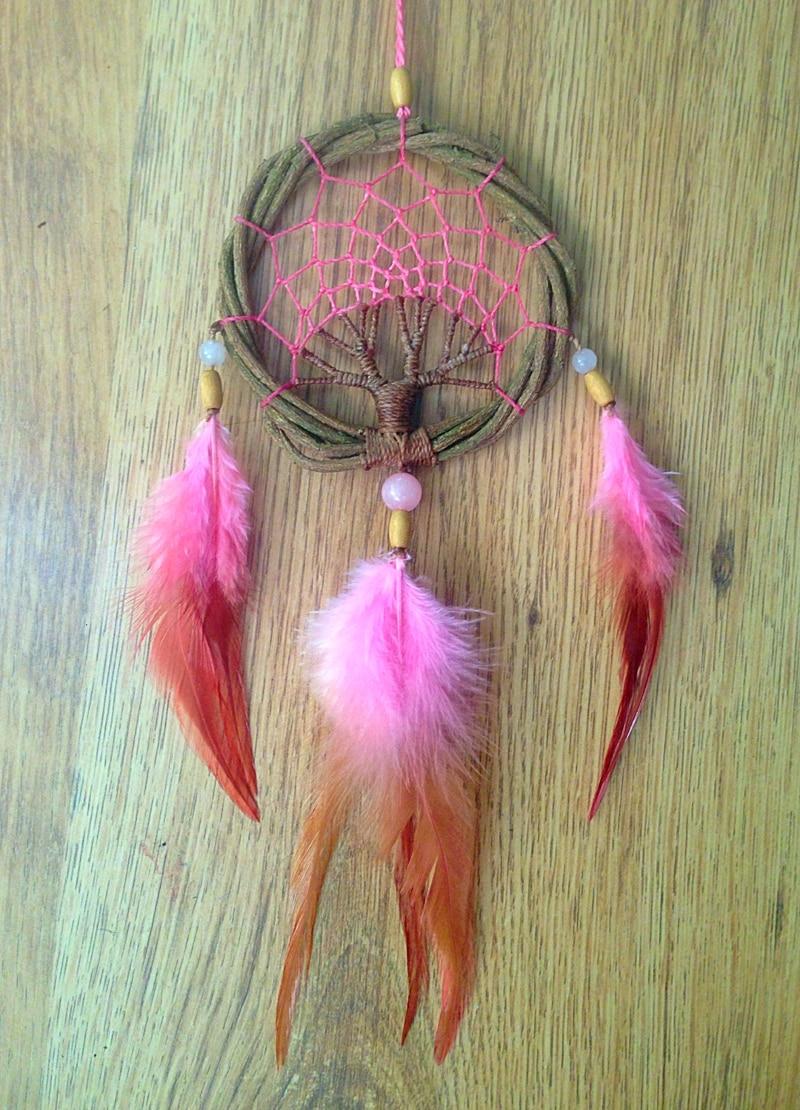 filtro dos sonhos rosa