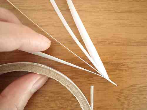 como fazer laço de fita de gorgurão