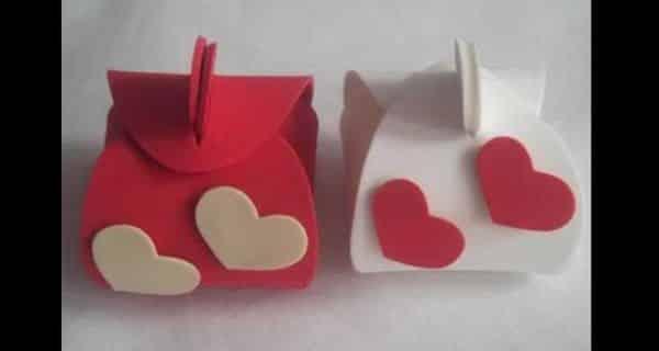 lembrança para casamento caixa eva