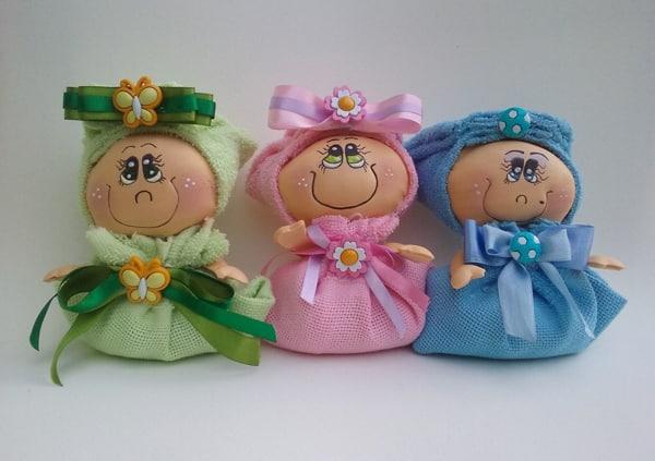 sache aromatico de boneca