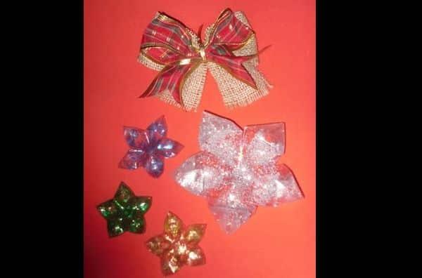 lembrancinha de pet para Natal estrela