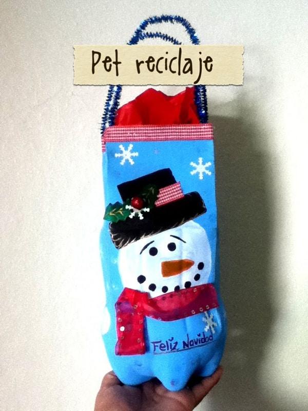 lembrancinha de pet para Natal sacola