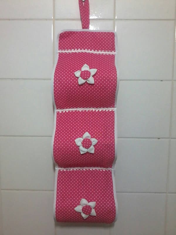 porta papel higiênico simples