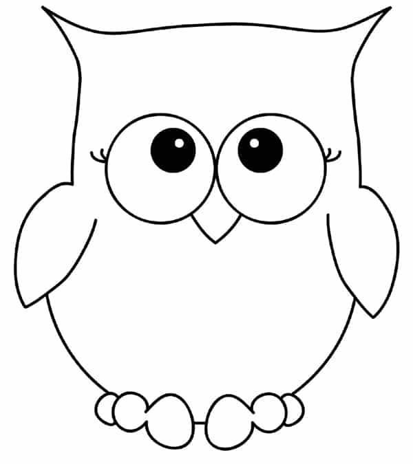 Extremamente Dicas para Fazer Desenhos de Corujas 6 - Como fazer artesanatos DS96