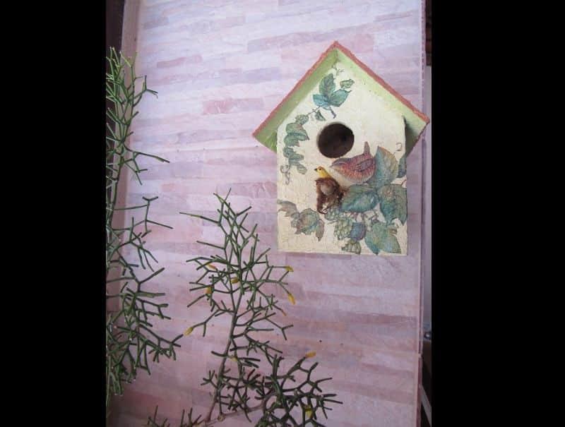 enfeite de varanda casa