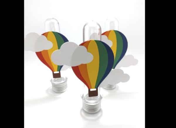 Como Fazer Balão Com Papel 30 Ideias E Modelos