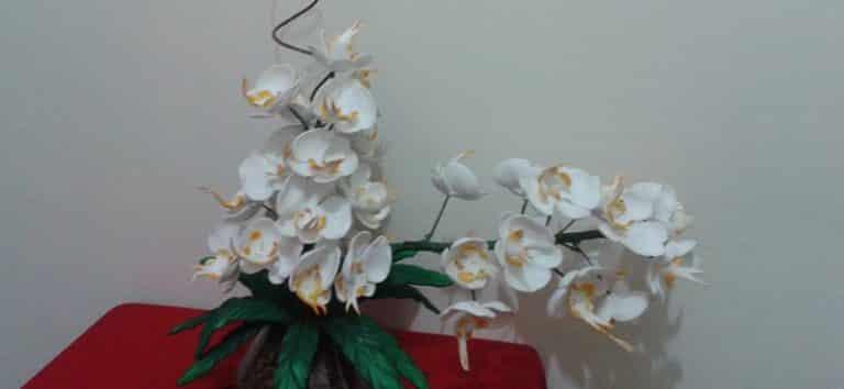 Como Fazer Flores de EVA Simples: 20 Modelos