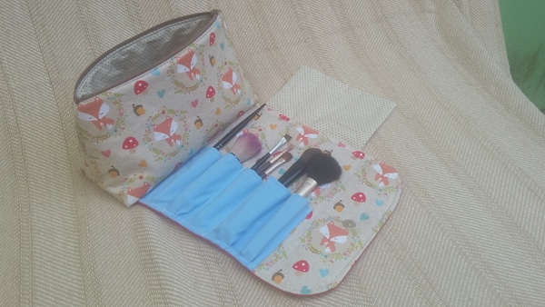 necessaire make tutorial