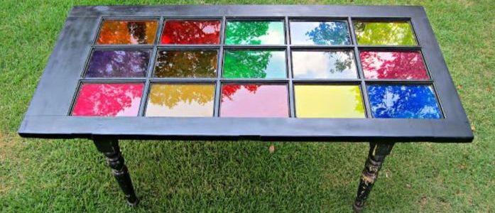 Artesanato com Porta Velha: 25 Ideias