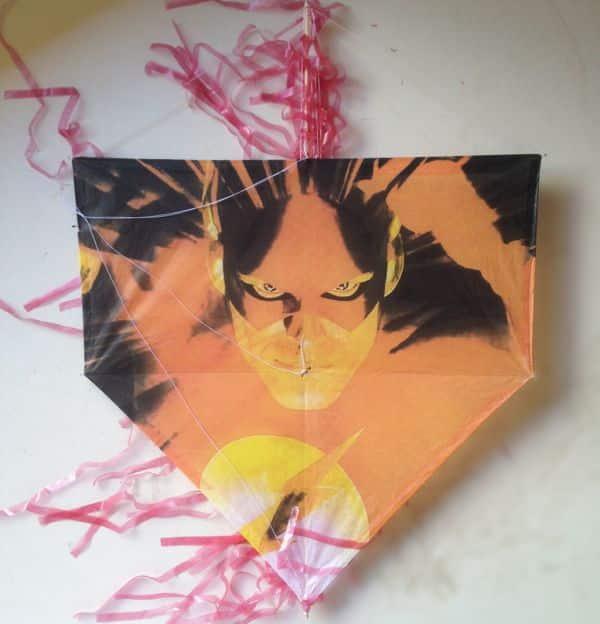 como fazer pipa de papel