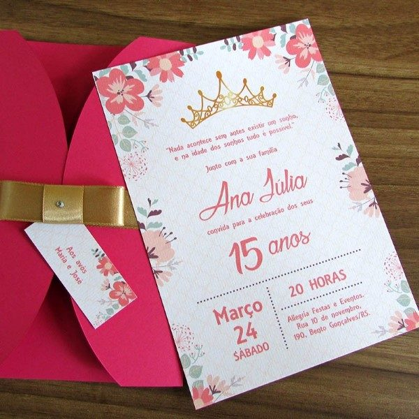 convite_15_anos_princess
