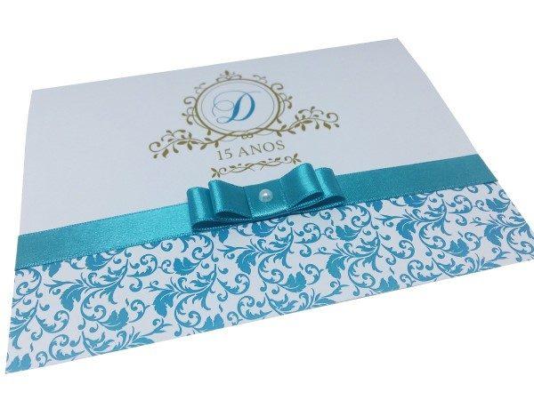convites-15-anos-azul-tiffany-e-dourado