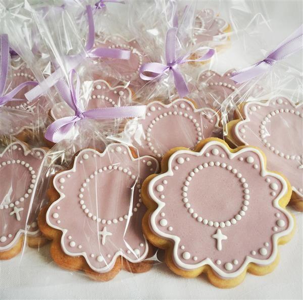 Biscoitos Amanteigados Terço