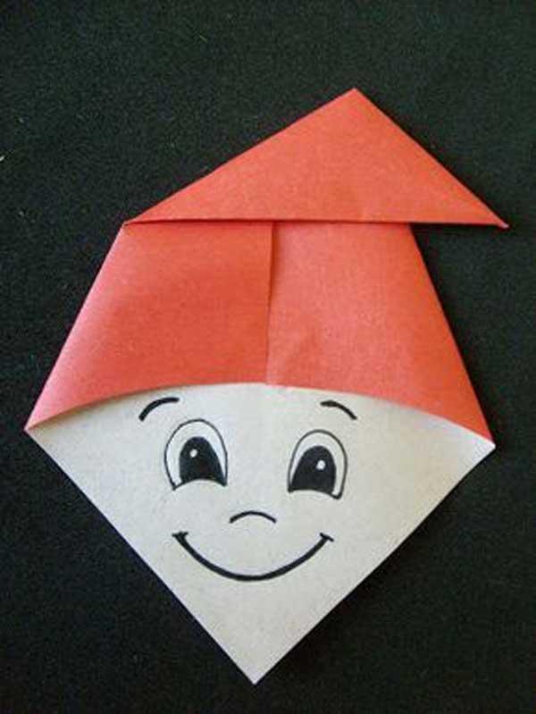 Saci de papel