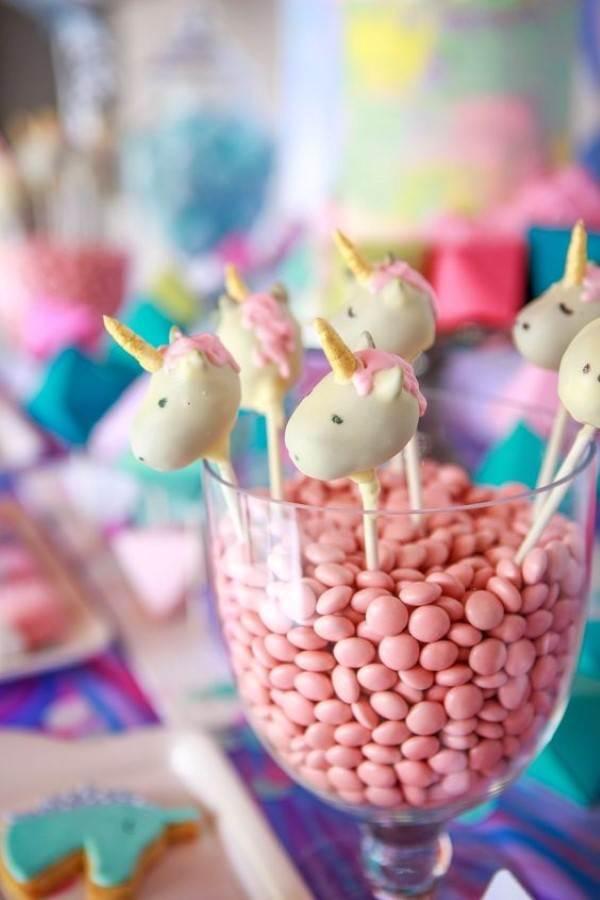 confete unicornio