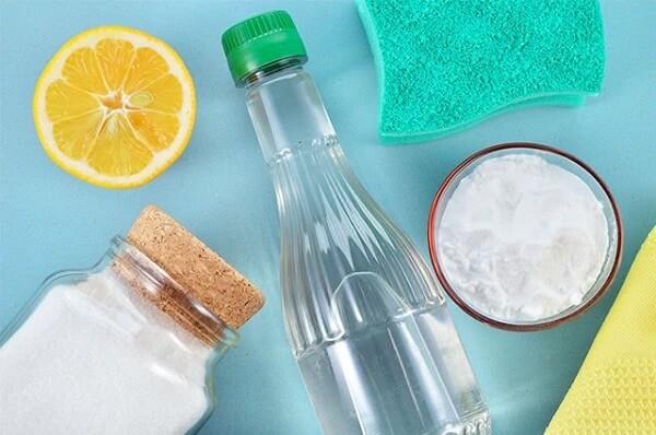 detergente caseiro com bicarbonato e limão