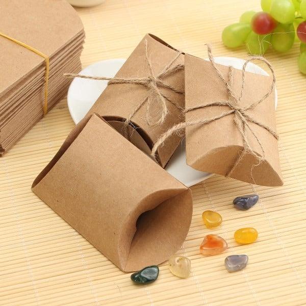 papel kraft caixa