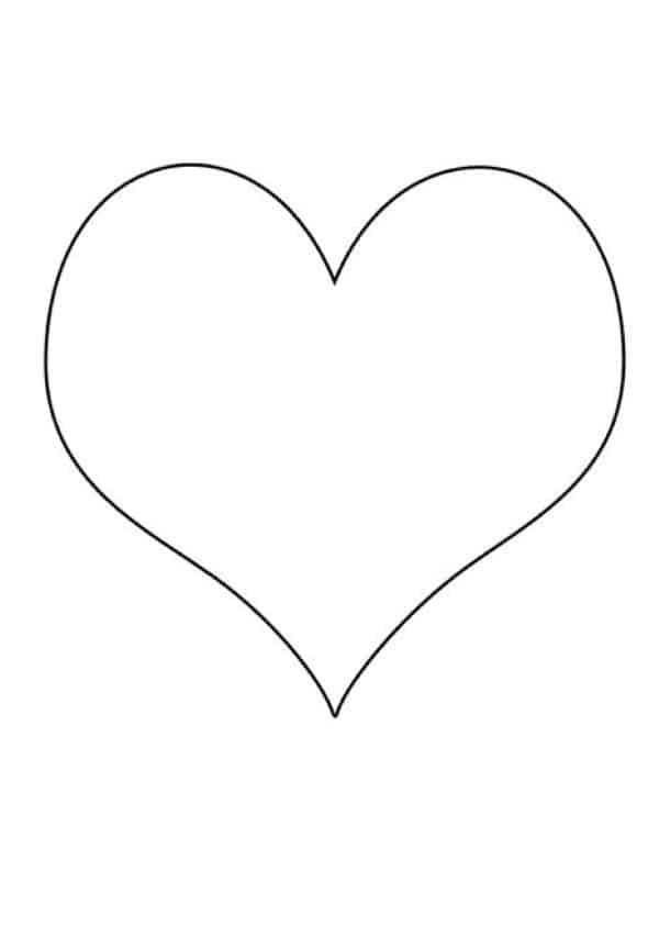 coração a4