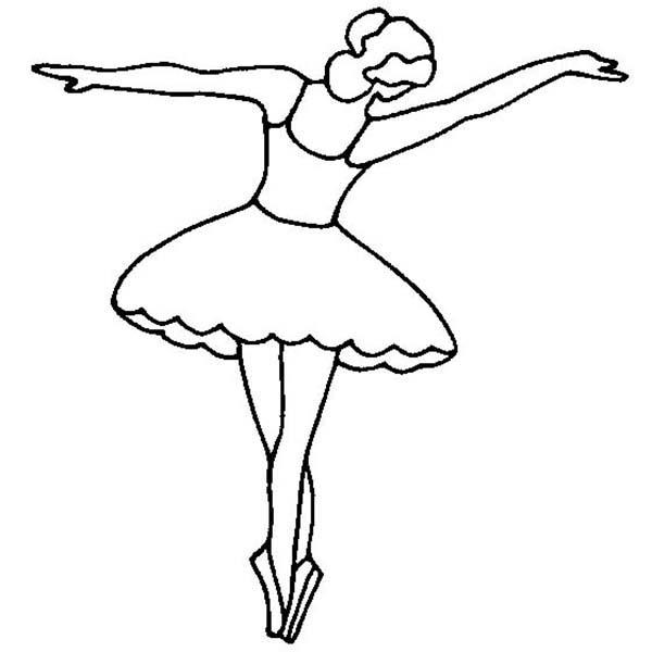 molde de bailarina para patchwork