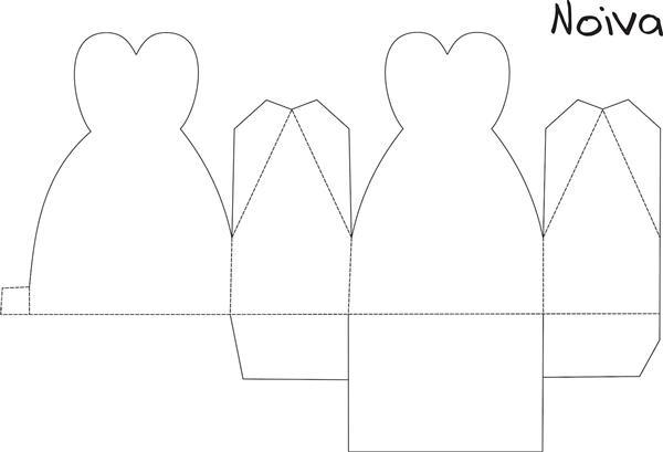 caixa vestido de noiva