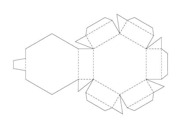 moldes de caixas com tampa