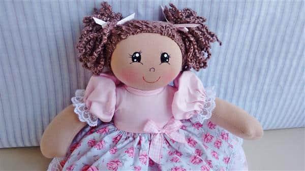 moldes de bonecas de tecido